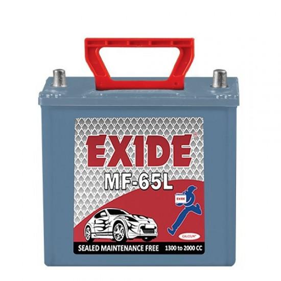 Exide MF-65L Maintenance Free Battery 13 Plates 48 Ah  Price in Pakistan