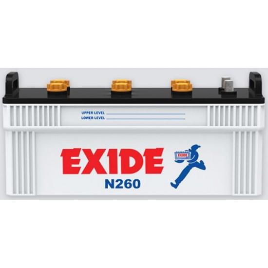 Exide N260 Battery 33 Plates 210 Ah  Price in Pakistan