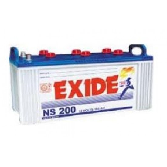 Exide NS200 Battery 27 Plates 150 Ah  Price in Pakistan