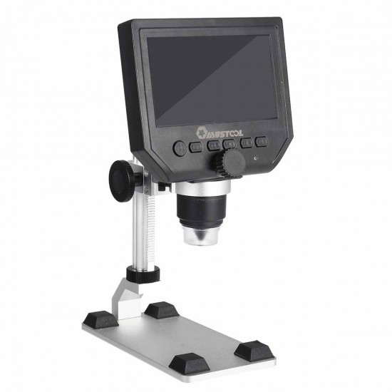 G-600 Digital Display Microscope 4.3inch HD LCD  Price in Pakistan