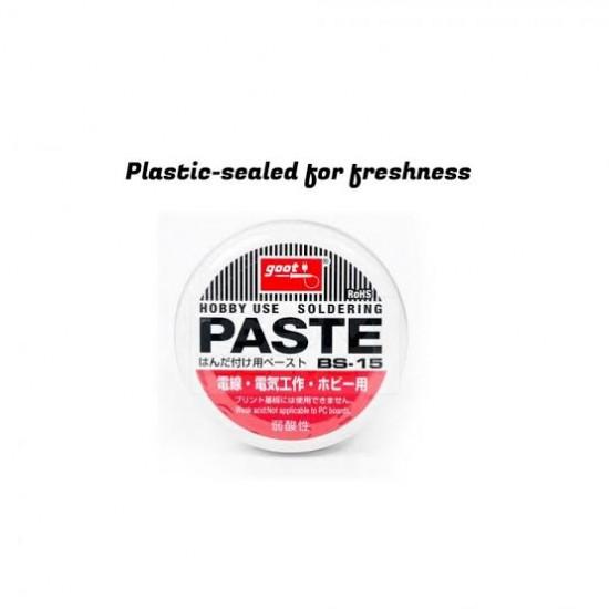 Goot BS-15 Soldering Paste Grease 50g  Price in Pakistan