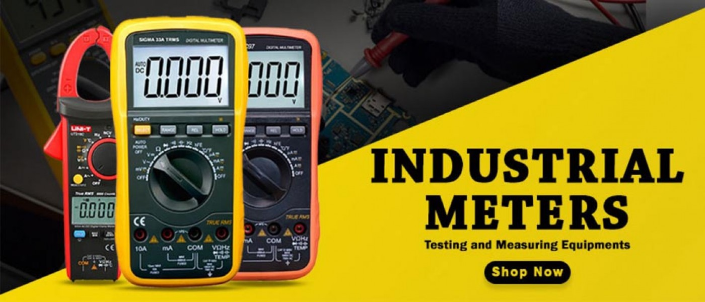 Industrial Meters