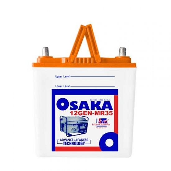 Osaka 12GEN MR35 Volta Fujika Battery 5 Plates 20 AH  Price in Pakistan