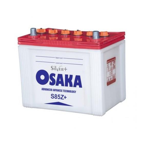 Osaka S85Z Plus Lead Acid Battery 11 Plates 60 AH  Price in Pakistan