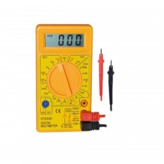 DT830D Digital Multimeter  Price in Pakistan