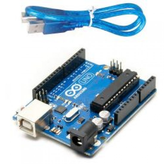 Arduino UNO Rev3 (with Cable)  Price in Pakistan