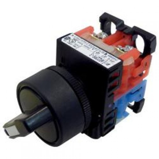 Fuji AR22-PR2-11B Round Selector Switch (22mm)  Price in Pakistan