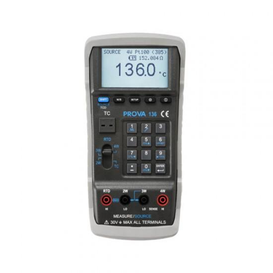 PROVA 136 Temperature Calibrator (RTD + TC)  Price in Pakistan