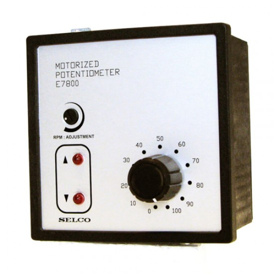 Selco E7800.0710 Motorized Potentiometer  Price in Pakistan