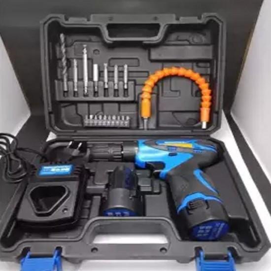 SEMPROX SCD1203 Cordless Drill Machine With Accessories  Price in Pakistan