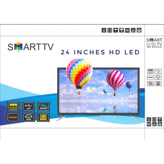SMART TV 24 Inch Led TV  Price in Pakistan