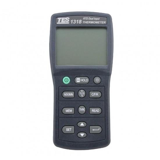 TES 1318 Platinum RTD Thermometer  Price in Pakistan