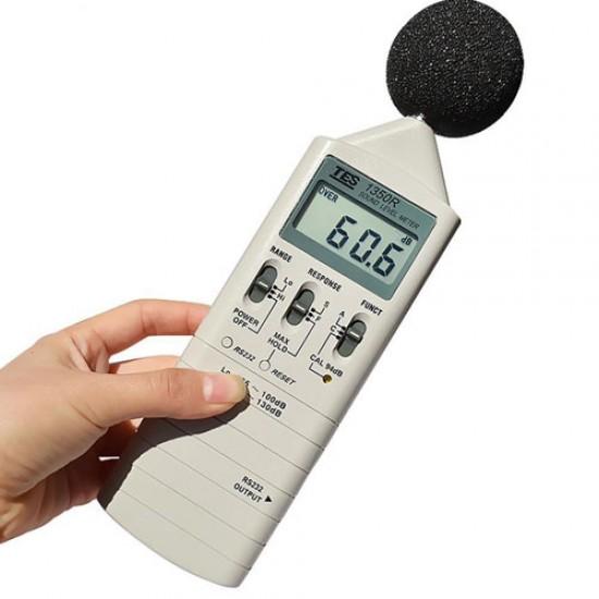 TES 1350R Sound Level Meter Tester  Price in Pakistan