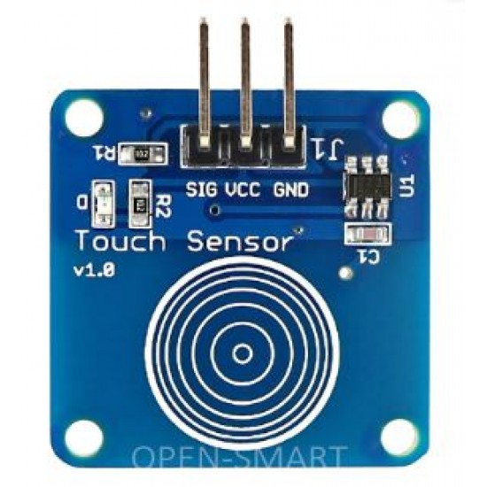 TTP223B Digital Touch Sensor Capacitive Touch switch For Arduino  Price in Pakistan