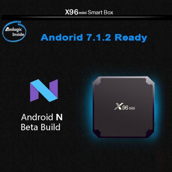 X96 Mini Android 7.1 (2 GB + 16 GB)  Smart TV Box  Price in Pakistan