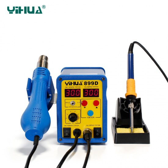 Yihua 899D Hot Air Soldering & Welding Rework Station  Price in Pakistan