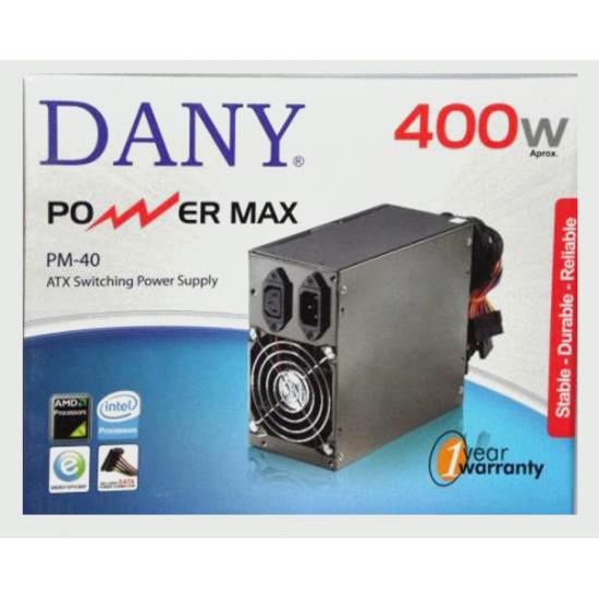 Dany 400W Power Supply  Price in Pakistan