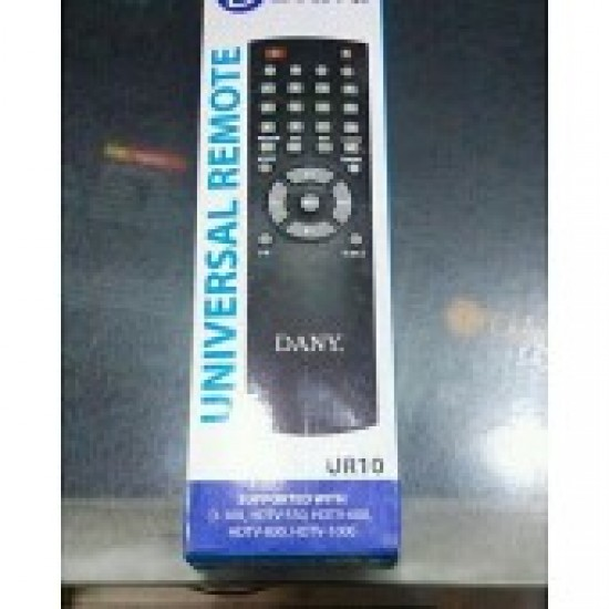 Dany UR 10 Remote All In One TV Devices  Price in Pakistan