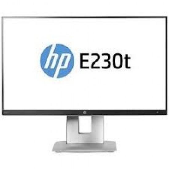 HP Elite E230t W2Z50AA 23-inch Touch Monitor