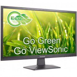 "ViewSonic VA2407h 24"" Full HD LED Monitor"