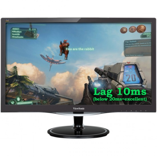 """ViewSonic VX2457-mhd 24"""" Monitor For Video Gaming LCD  Price in Pakistan"""