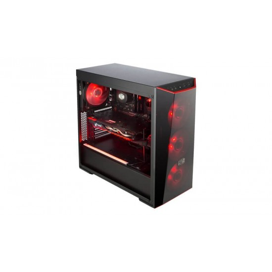 Cooler Master MasterBox Lite 5 Mid Tower Chassis  Price in Pakistan