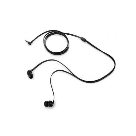 HP In Ear Head Phone 100 JBlack