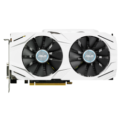 ASUS Graphics Card DUAL-GTX1060-O3G NVIDIA GeForce