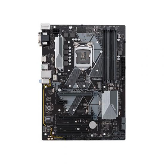 ASUS PRIME H370-PLUS Intel Motherboard  Price in Pakistan