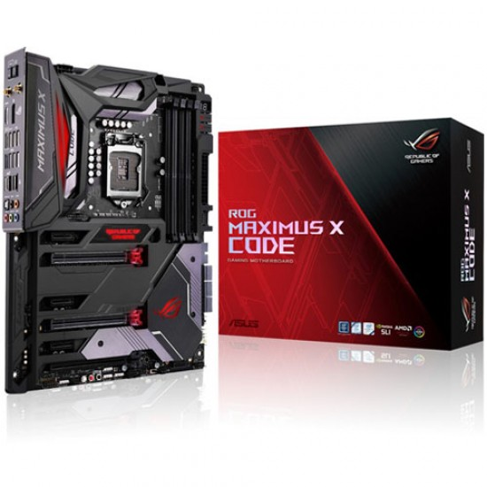ASUS ROG MAXIMUS X CODE Motherboard  Price in Pakistan