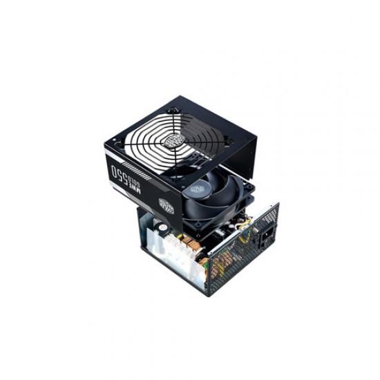 Cooler Master Power Supply MWE Gold Fully-Modular 550W  Price in Pakistan