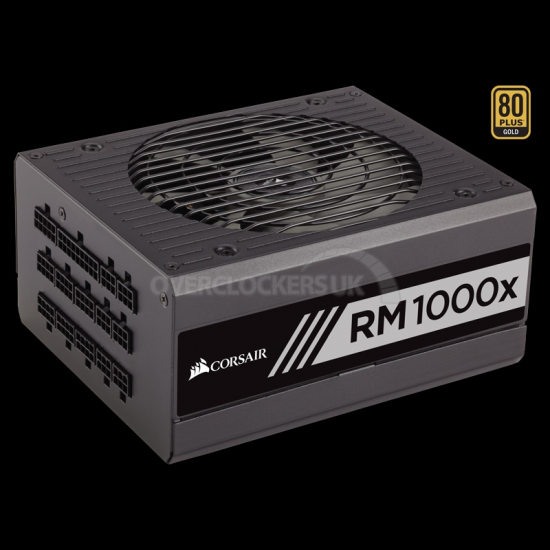 CORSAIR RM1000x 1000 Watt 80 Plus Fully Modular PSU  Price in Pakistan