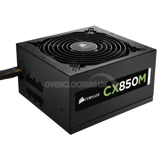 CORSAIR CX850M 850 Watt 80 Plus Modular ATX PSU  Price in Pakistan