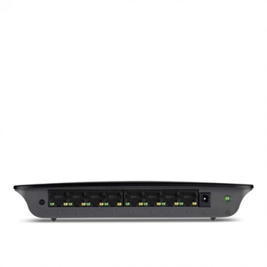 Linksys SE2800 8-Port Gigabit Ethernet Switch   Price in Pakistan