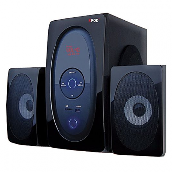 XPOD BT-1300 Multimedia Bluetooth Speaker  Price in Pakistan