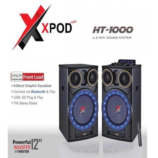 XPOD HT-1000 Speaker  Price in Pakistan