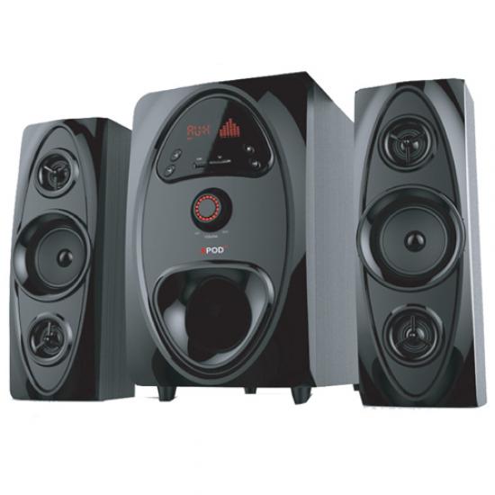 XPOD HT-2.1 Bluetooth Multimedia Speaker  Price in Pakistan