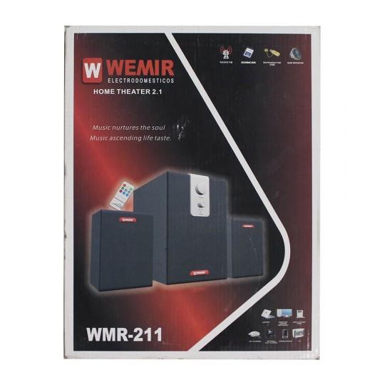 XPOD W Wemir WMR-211 Multimedia Speaker  Price in Pakistan