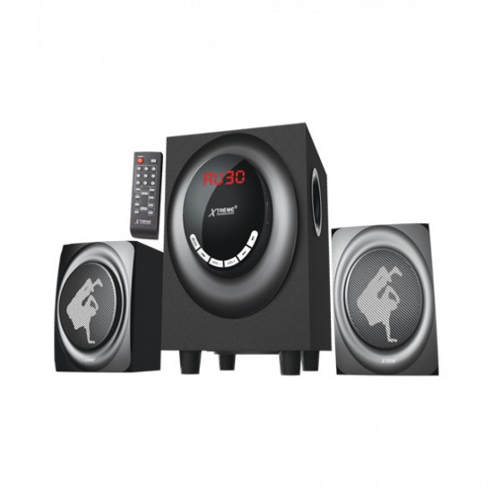 Xtreme Click DC 2.1 Bluetooth Portable Speaker  Price in Pakistan