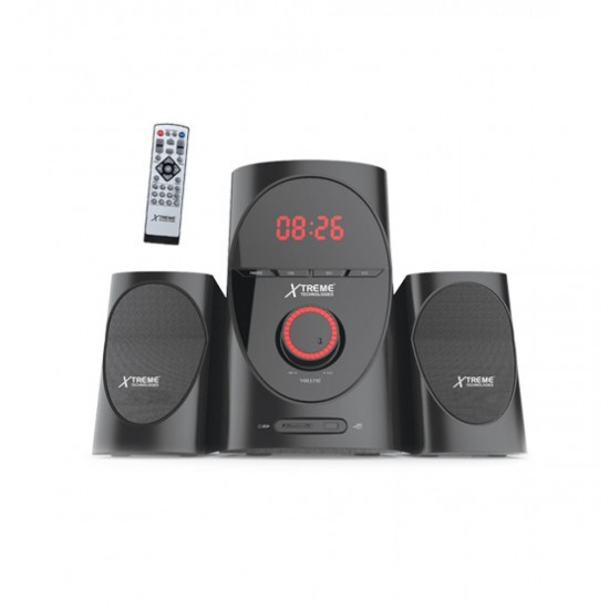Xtreme Platinum 6 Extra 2.1 Bluetooth Portable Speaker  Price in Pakistan