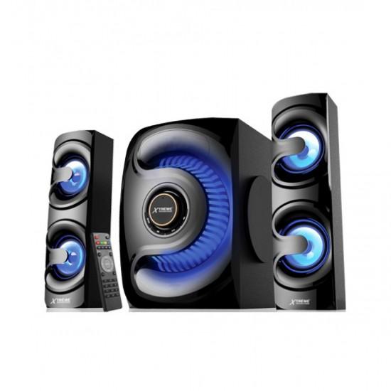 Xtreme Shine 6 Extra 2.1 Bluetooth Portable Speaker  Price in Pakistan