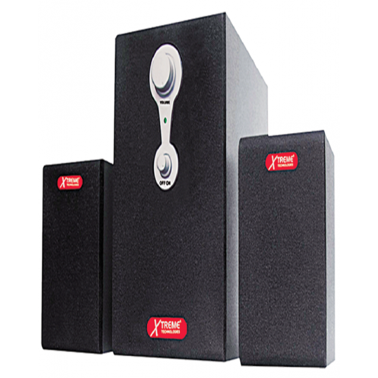 Xtreme Victory-1 2.1 Portable Speaker  Price in Pakistan