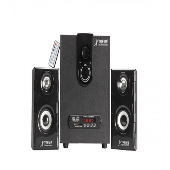 Xtreme Victory 3 Extra 2.1 Bluetooth Portable Speaker  Price in Pakistan