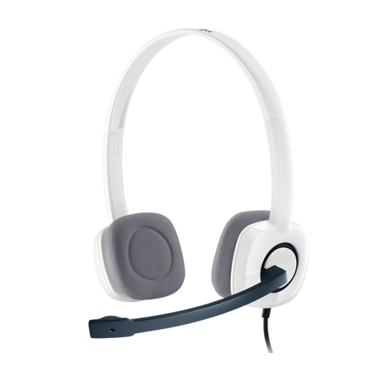 Logitech H150 Stereo Headset White (981-000349)  Price in Pakistan