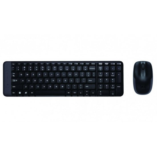 Logitech MK220 Wireless Keyboard and Mouse  Price in Pakistan