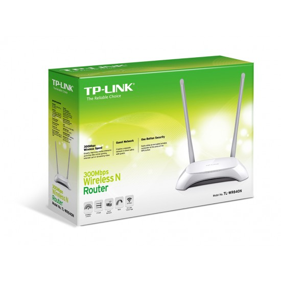TP-LINK TL-WR840N 300Mbps Wireless N Router   Price in Pakistan