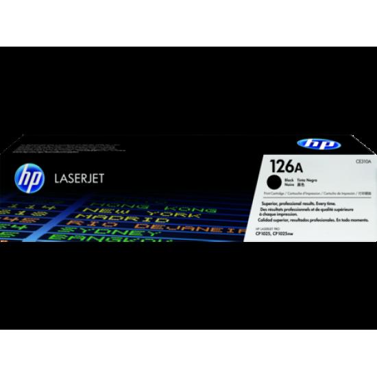 HP 126A CE310A Black Original LaserJet Toner Cartridge  Price in Pakistan