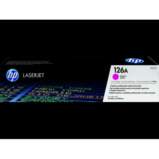 HP 126A Magenta Original LaserJet Toner Cartridge CE313A  Price in Pakistan