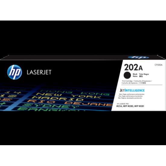 HP 202A Black Original LaserJet Toner Cartridge CF500A  Price in Pakistan