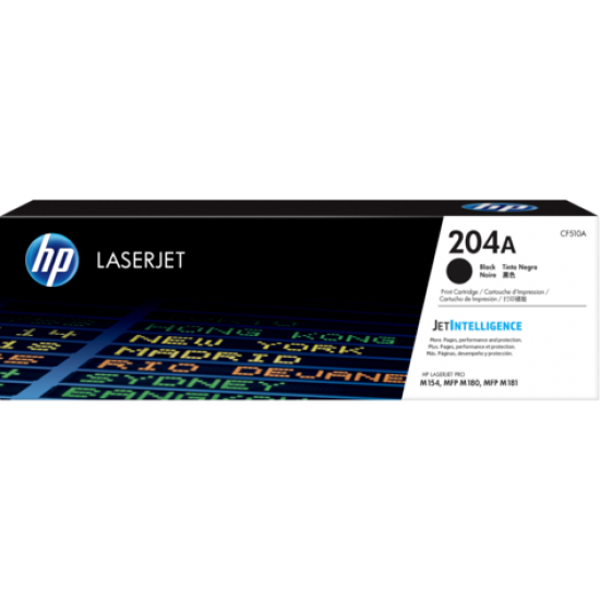 HP 204A Black Original LaserJet Toner Cartridge CF510A  Price in Pakistan